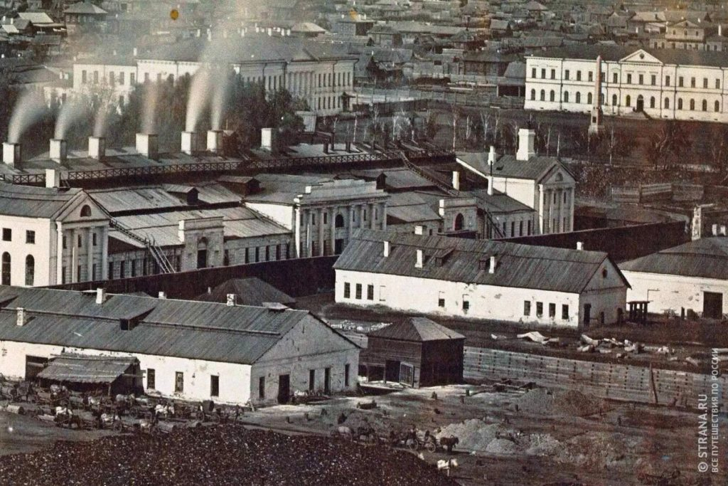 Сереброплавильный завод