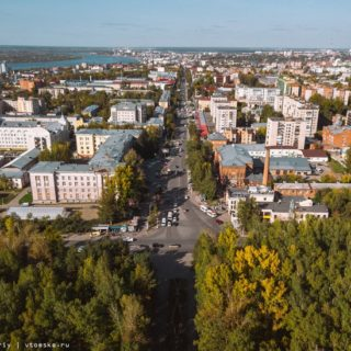 Минкультуры вернул на доработку проект исторических границ Томска
