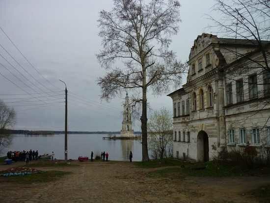 Калязин, Тверская область Источник: https://travel-russia.livejournal.com/20006.html
