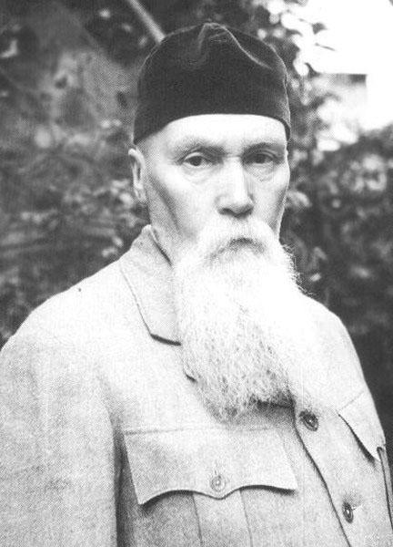Николай Рерих, автор идеи и инициатор Пакта