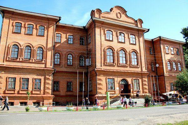 Исторический центр Енисейска, Красноярский край